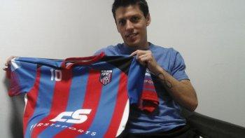 Nigel Andretta, el creador de Comodoro Fútbol Club.