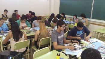 El viernes culminan las actividades del programa Univerano que convocó a participantes de todas las edades.