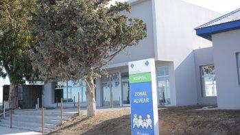 el hospital alvear inaugura el area de internacion y consultorios
