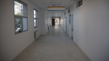 el hospital alvear habilita el area de internacion y consultorios