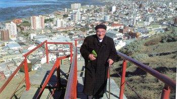 El Padre Corti pensó hasta el último día de su vida en realizar obras para Comodoro Rivadavia y los más necesitados.