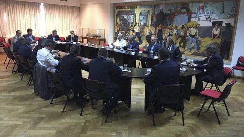 Ayer se desarrolló otro encuentro de la Mesa de Energía en la Ciudad de Buenos Aires.