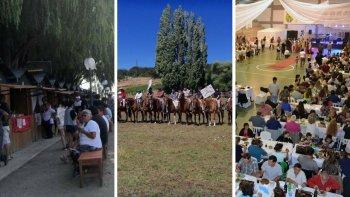 fiestas populares y carnavales en este fin de semana largo