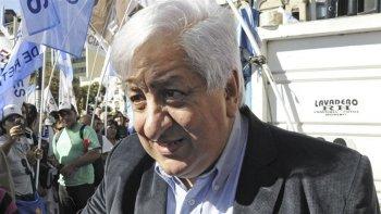 Piumato advirtió al Gobierno sobre el paro programado para marzo.