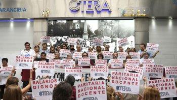 Luego del Congreso, CTERA comunicó que habrá paro docente por 48 horas el lunes 6 de marzo.
