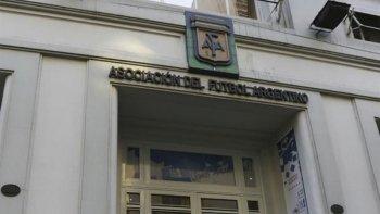 la afa sentara hoy las bases de un nuevo orden en el futbol argentino