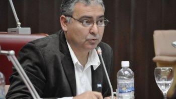 El diputado Pagliaroni renovó sus cuestionamientos a la juez Graciela García Blanco.