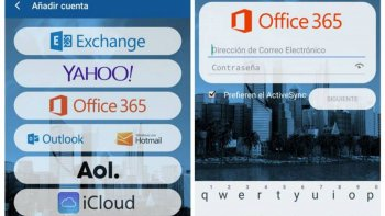gestionar tus cuentas de correo desde una app
