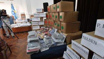 se entregaron 22 mil kits escolares