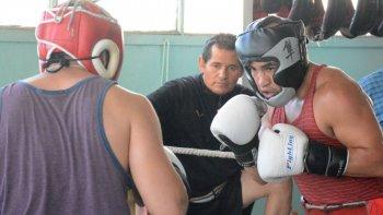 saldivia se prepara para subir al ring: sera una pelea para no perdersela
