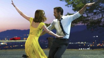 La, La, Land es la candidata a llevarse la mayoría de los Oscar.