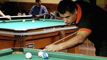 Participan las categorías A y B, en el torneo que se juega bajo el sistema chino.
