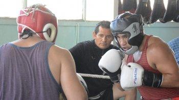 El Tigre Saldivia no se da tregua y prepara su próxima pelea.