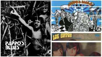 Se reeditarán los álbumes de Pappos Blues