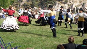 Además de la danza típica, habrá una gran variedad de actividades.