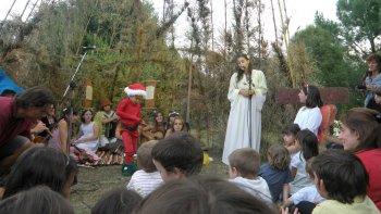 Se realizará la ceremonia de la Queimada, ritual de la cultura celta que se debate entre lo pagano y misterioso.