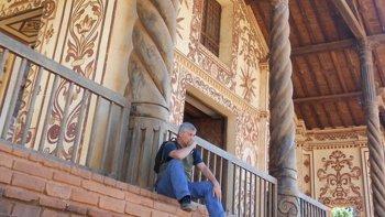 la chiquitania, las misiones jesuitas bolivianas