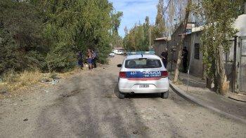 La policía secuestró un arma de grueso calibre en la extensión del Máximo Abásolo.