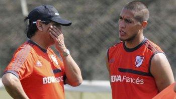 Marcelo Gallardo espera que el cuerpo médico de River confirme si Jonatan Maidana puede entrenar normalmente o en forma diferenciada.