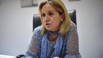 La fiscal general de Trelew, Silvia Pereira.