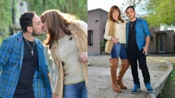 lizy tagliani fue asaltada por su propio novio