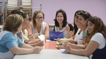 Previo al inicio de clases con el cuadernillo: Una mirada al interior de la escuela se revisarán los proyectos educativos institucionales en Chubut.