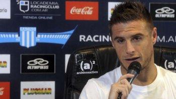 Iván Pillud habló en conferencia de prensa sobre el encuentro de mañana en el estadio Presidente Perón.
