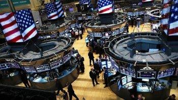 las acciones argentinas en nueva york ceden mas de un 2%