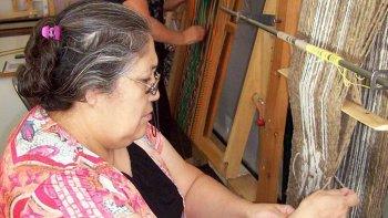 Las tejedoras se preparan para un nuevo encuentro con destacas figuras de ese arte popular.