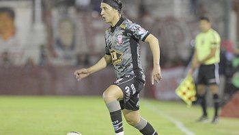Patricio Toranzo, símbolo de un Globo que quiere subir bien alto en esta Sudamericana.