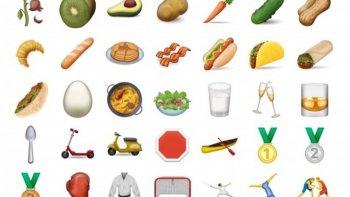 los nuevos emoticonos que traera whatsapp para android