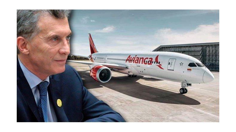 Avianca: la Justicia avanza sobre Macri
