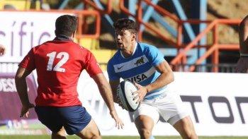el americas rugby championship se define en comodoro