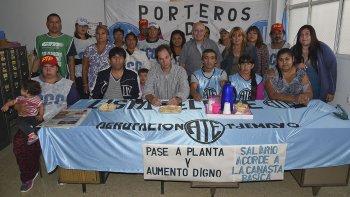 Desde la sede de ATE los gremios estatales de Chubut marcharán este lunes por las calles del centro en el marco del paro nacional convocado por CTERA.