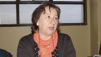 Lidia Blanco, vicerrectora de la Universidad Nacional de la Patagonia San Juan Bosco, viajó a Colombia, para integrar un equipo de evaluadores externos para la Acreditación Internacional del Programa de Enfermería de la Universidad de Magdalena.