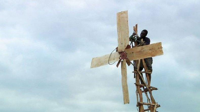 William Kamkwamba nació en Malawi en 1987