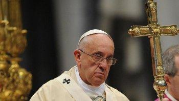 el sentido mensaje del papa a los mexicanos