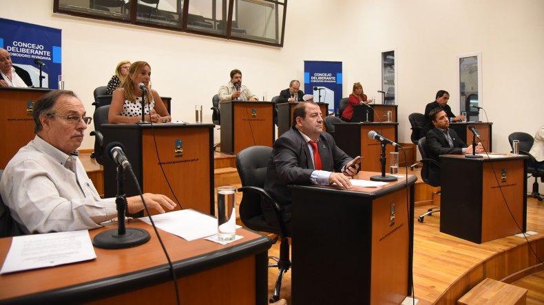 Concejales del FpV proponen ceder parte de su presupuesto para la emergencia