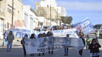 La Asociación de Trabajadores de la Educación de Chubut realizará mañana y el martes asambleas escolares para definir las acciones de adhesión al nuevo paro nacional docente.