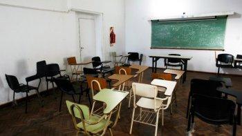 este lunes paran los docentes de la provincia
