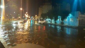 Las consecuencias de la marejada en la ciudad