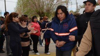 Los trabajadores de la ex Fundación Olivia que fueron detenidos por la policía y procesados por la Justicia Federal, debido a un corte de la Ruta 3 que protagonizaron en octubre de 2012, serán llevados a juicio.