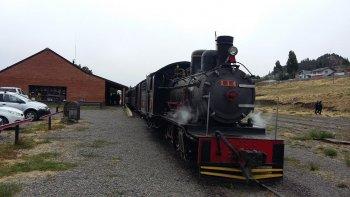 Con 68 salidas desde la ciudad de Esquel hasta la Estación Nahuelpan, el Viejo Expreso Patagónico contabilizó 9.000 pasajeros en la temporada de verano.