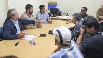 marcial paz acuso a algunos trabajadores de politizar el conflicto