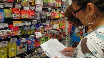 atech advierte que la canasta escolar ronda los 23 mil pesos