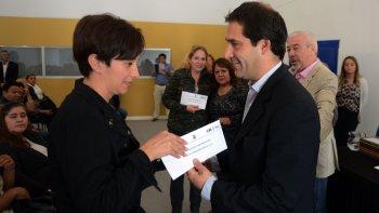 Las cooperadoras escolares recibieron aportes municipales para distintas actividades contempladas en la ordenanza del Fondo de Asistencia Educativa Municipal.