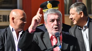 El gobernador Mario Das Neves anunció ayer la esperada construcción del edificio de la Escuela Especial 528 de Puerto Madryn.
