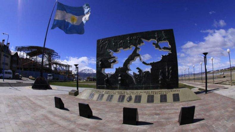 La Marcha de Malvinas, canción oficial de Tierra del Fuego