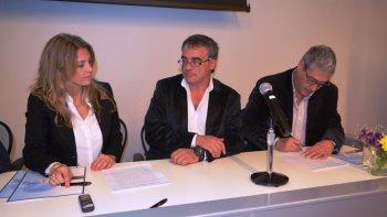 Fundación OSDE, el Hospital Alvear y la Municipalidad de Comodoro Rivadavia realizaron el lanzamiento de la 2ª edición del programa Asistente en el arte de cuidar.