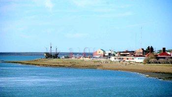 Un comodorense murió en un  vuelco en Puerto San Julián
